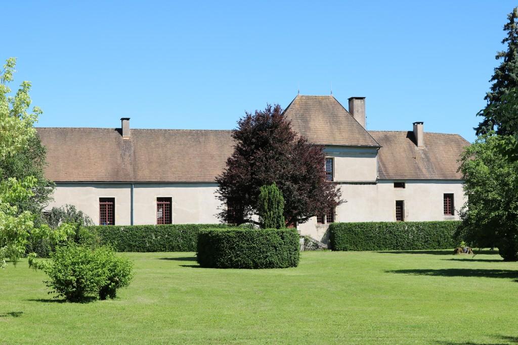 Parc du Chateau de Bligny - Maison Pierre Brisset