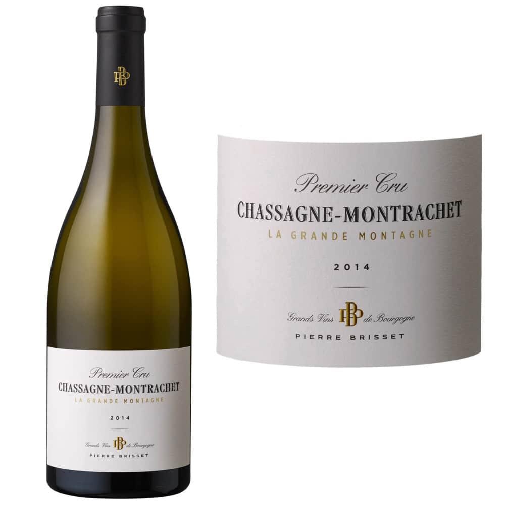 Chassagne Montrachet Premier Cru La Grande Montage 2014