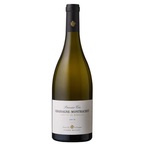 Chassagne Montrachet Premier Cru Abbaye de Morgeot 2014 - Pierre Brisset