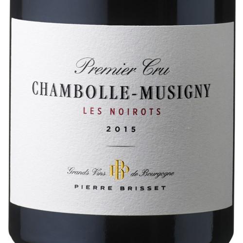 Chambolle Musigny 1er Cru - Pierre Brisset