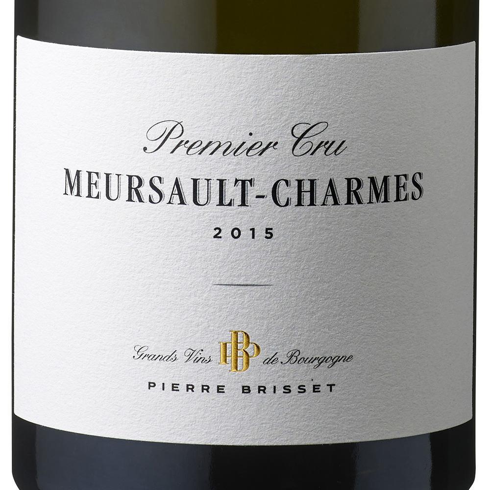 Meursault 1er Cru - Pierre Brisset