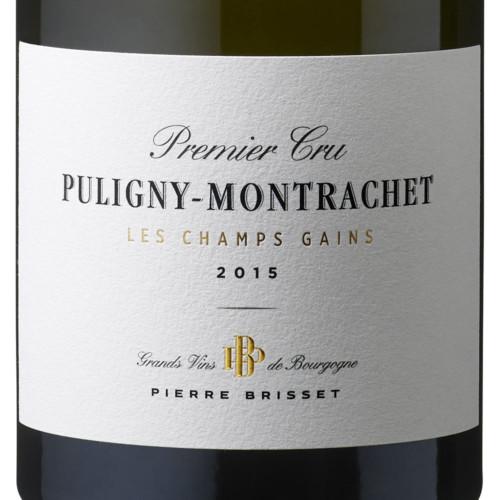 Puligny Montachet 1er Cru - Pierre Brisset