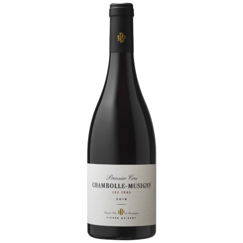 Chambolle Musigny Premier Cru Les Cras 2016 - Pierre Brisset