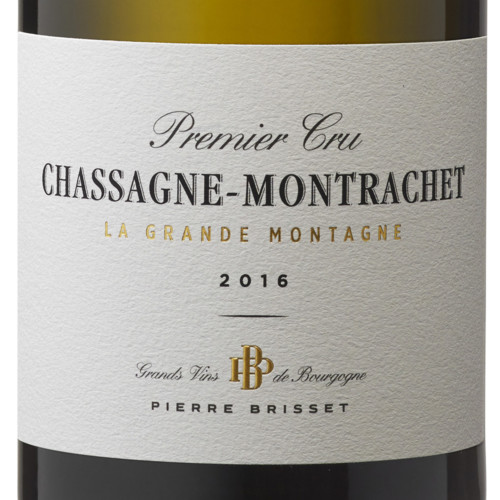 Chassagne Montrachet Premier Cru La Grande Montage 2016