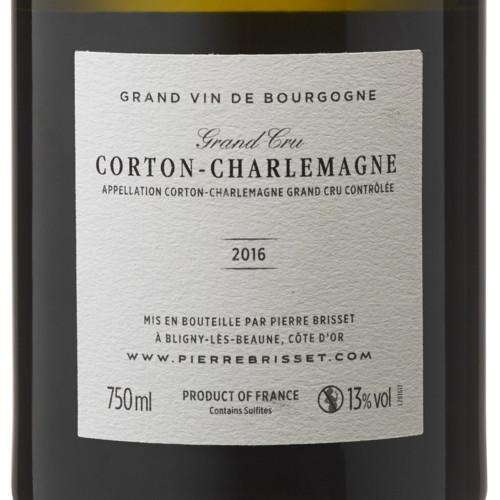Corton Charlemagne Grand Cru 2016