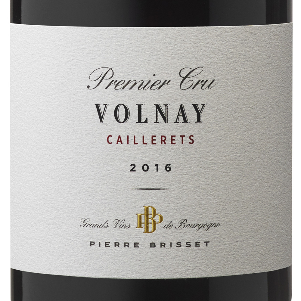 Volnay Premier Cru Caillerets 2016