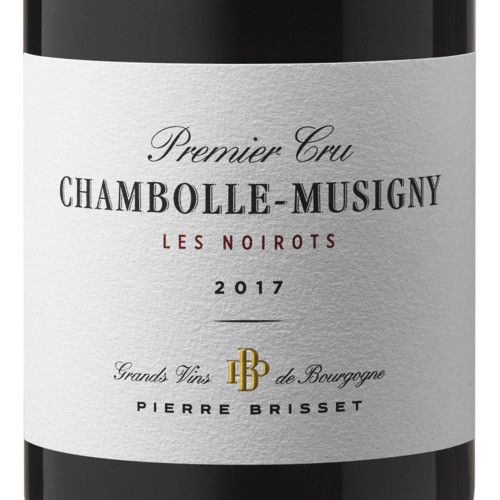Chambolle Musigny Les Noirots 2017