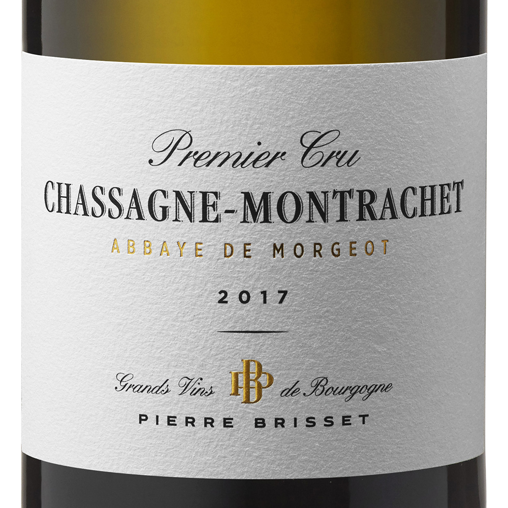 Chassagne Montrachet Abbaye de Morgeot 2017