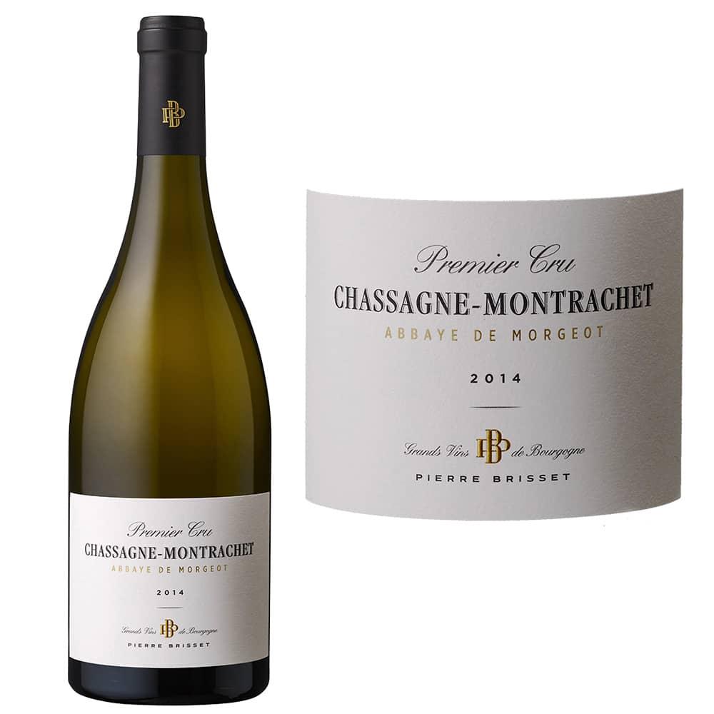 Chassagne Montrachet Premier Cru Abbaye de Morgeot 2014