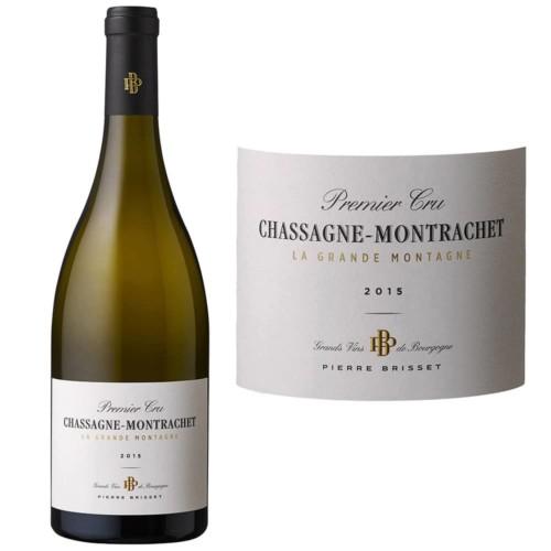 Chassagne Montrachet Premier Cru Grande Montagne 2015