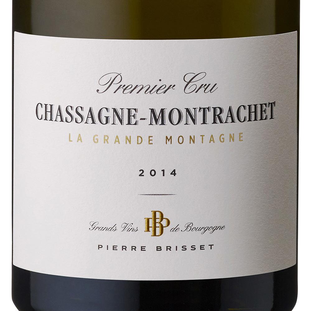 Chassagne Montrachet 1er Cru - Pierre Brisset