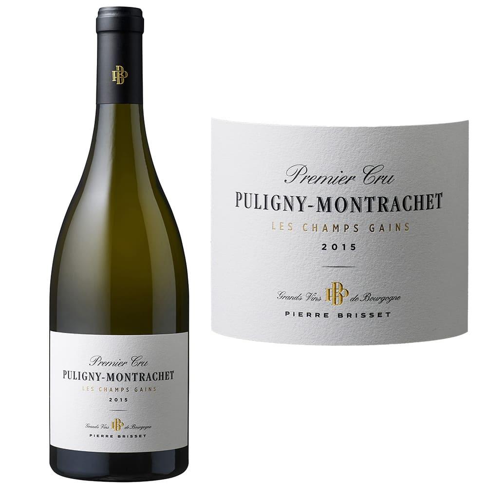 Puligny Montachet Premier Cru Les Champs Gains 2015