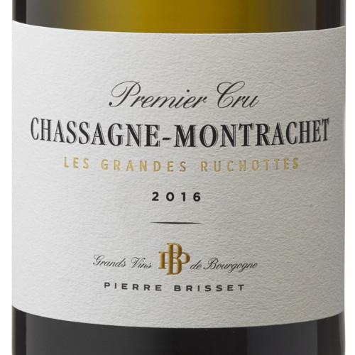 Chassagne Montrachet Premier Cru Les Grandes Ruchottes 2016