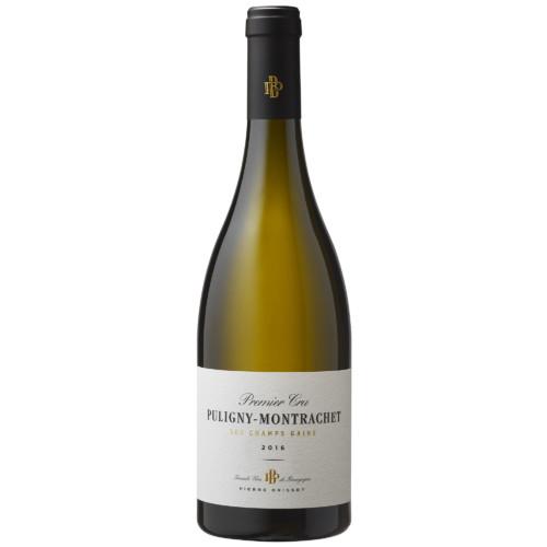 Puligny Montrachet Premier Cru Champs Gains 2016 - Pierre Brisset