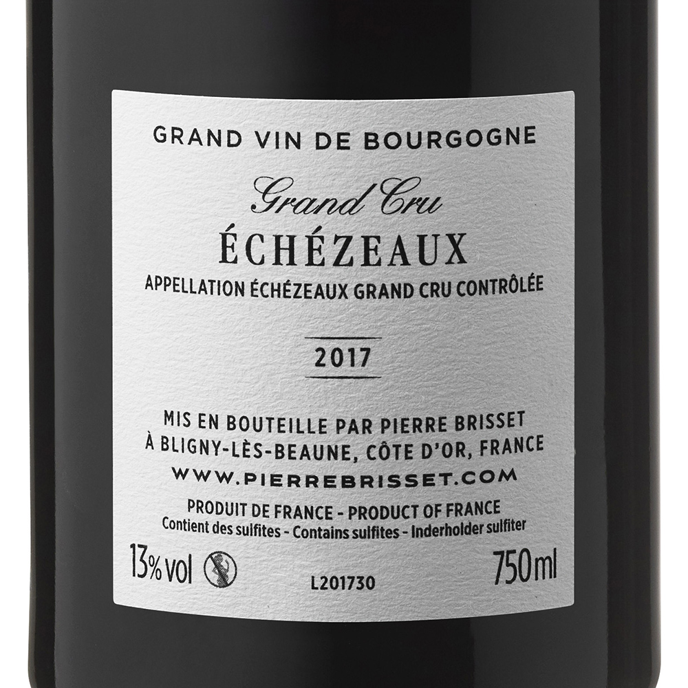 Echezeau Grand Cru 2017