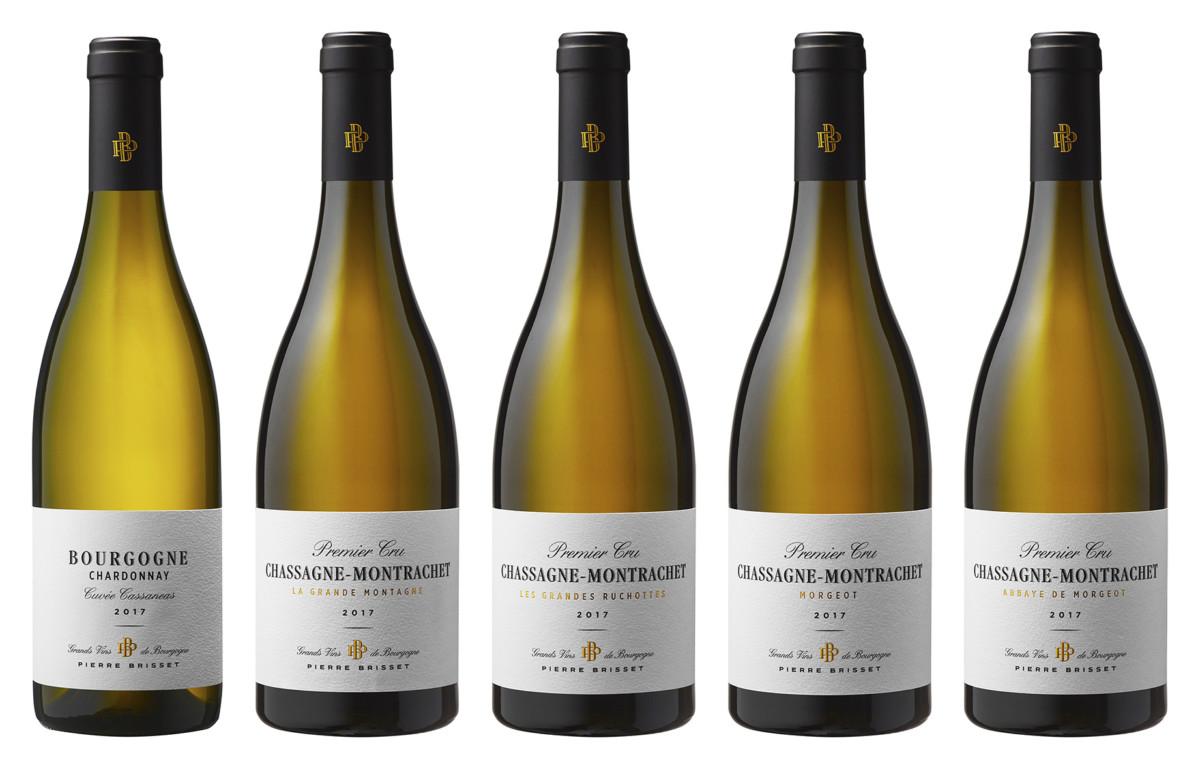 Pierre Brisset : vins Blancs millésime 2017