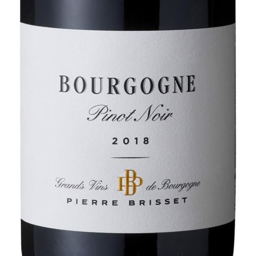 Bourgogne Pinot Noir 2018 Pierre Brisset