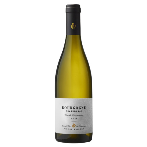 Bourgogne Chardonnay Cuvée Cassaneas 2018 Pierre Brisset