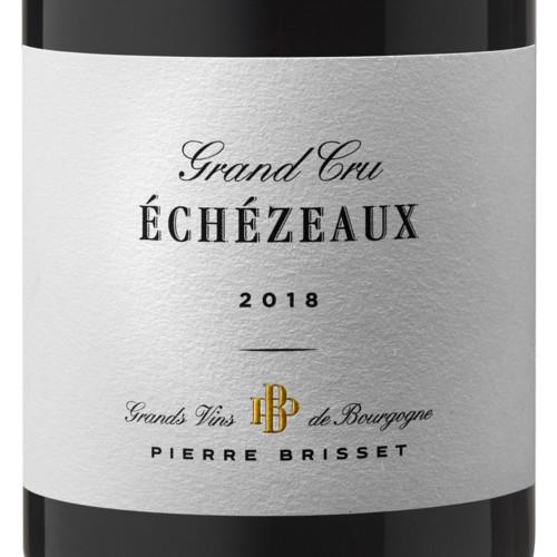 Echezeaux Grand Cru 2018 Pierre Brisset